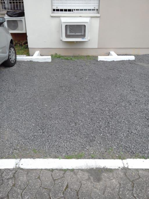 Box/estacionamento