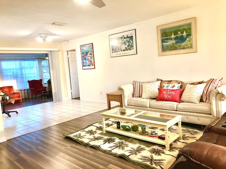 Coconut Preserve Cottage-No Cleaning Fee