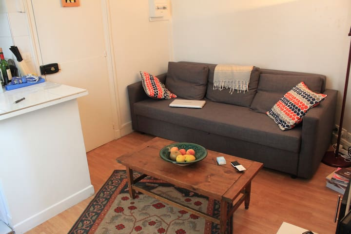 Beautiful & sunny 2 rooms flat - near subway Paris - Maisons-Alfort - อพาร์ทเมนท์