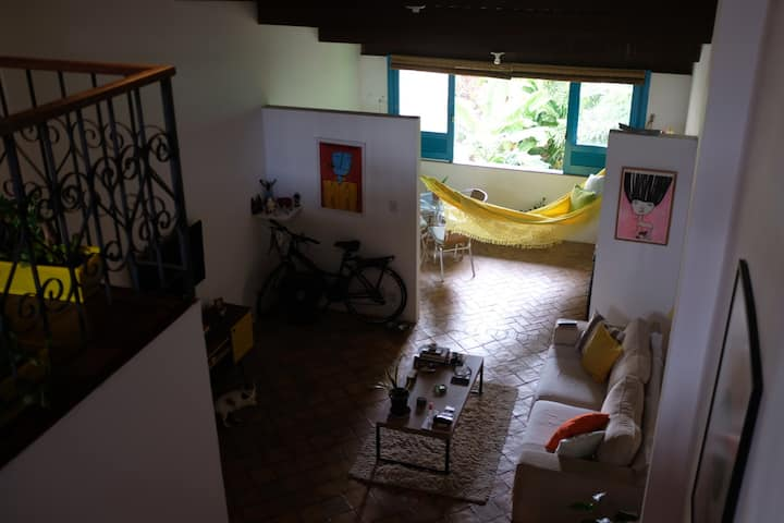 Casa nova e ventilada no Santo Antonio
