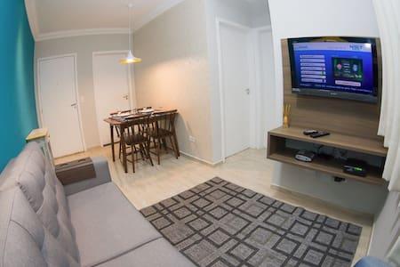Apartamento completo e lindo!! - Sorocaba