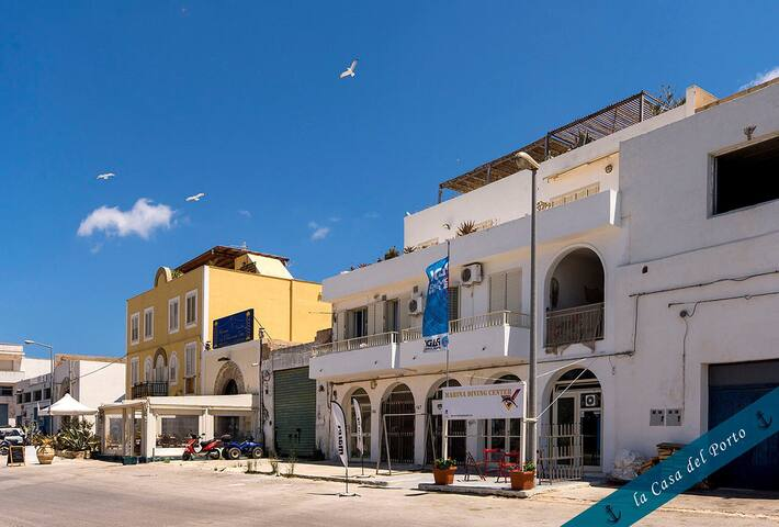 La Casa del porto