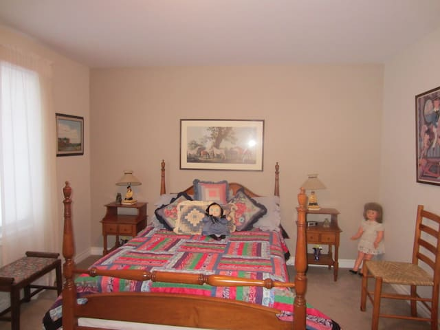 Poplar Lane Farm    Double Bed Room