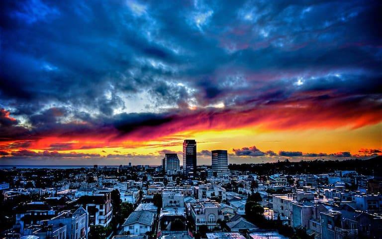 #Coastal Studio Near Santa Monica - Los Angeles - Appartement