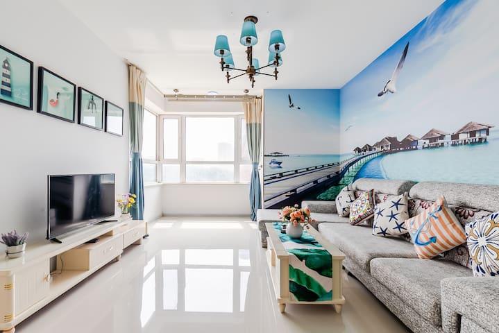 4X公馆 龙湾海滨 (海洋田园大两居)803