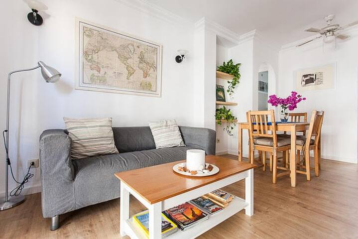 Nice apartament near the best beaches - Colònia de Sant Jordi - Apartmen