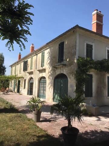 Villa 2 Pas Sages