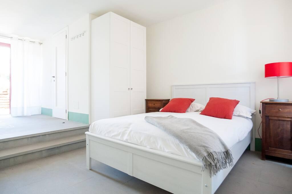 Casa colonica azienda vitivinicola case in affitto a for 3 piani della casa della camera da letto di storia 5