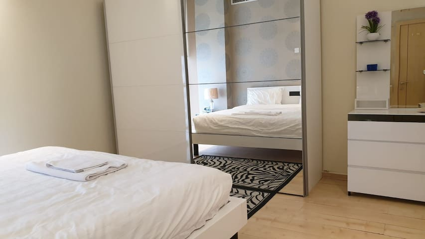 Modern clean apartment in juffair