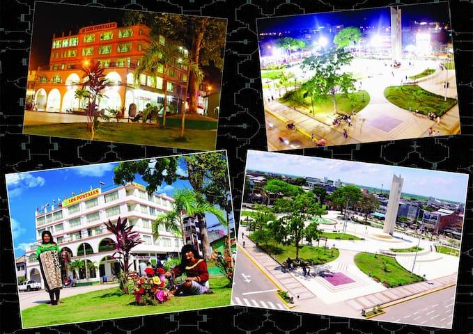 Habitación Cuádruple DEL CASTILLO PLAZA HOTEL .,