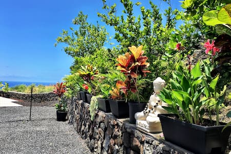 Lovely bedroom with full breakfast - Kailua-Kona - Hus