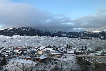Rocky Mountain Cabins - Gardiner - Chatka
