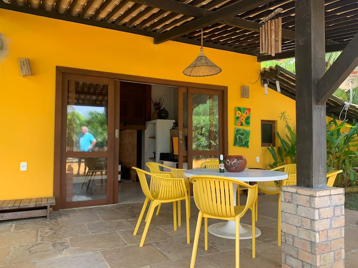Casa de praia no Condomínio Parque Interlagos