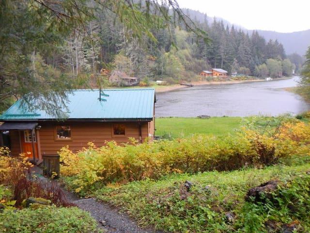 Cohen Cabin Waterfront Retreat