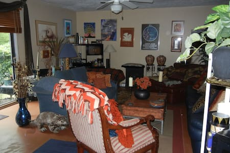 A COMPLETELY private suite totally furnished! - Marietta