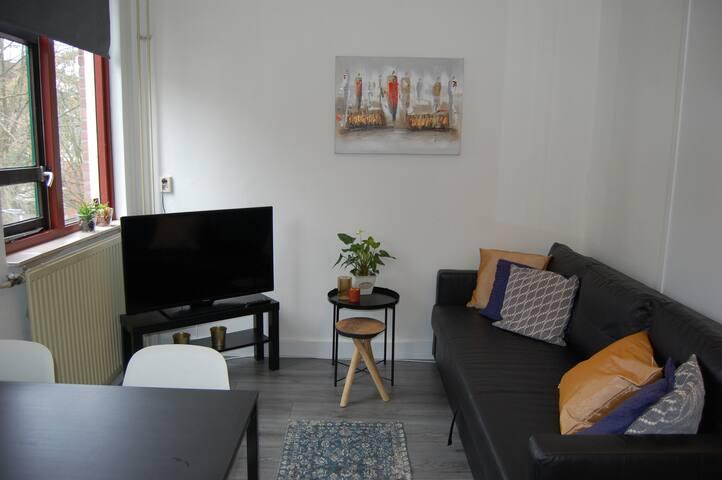 """Appartement """"Lelie"""" centrum Groningen + fietsen"""