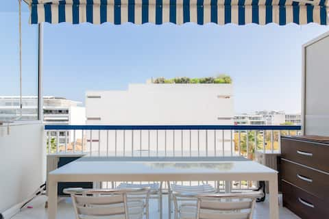 Cannes Croisette & Palm Beach !