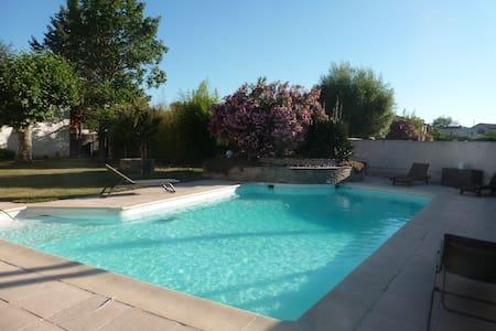 à proximite d'aix en provence - Bouc-Bel-Air - Apartament