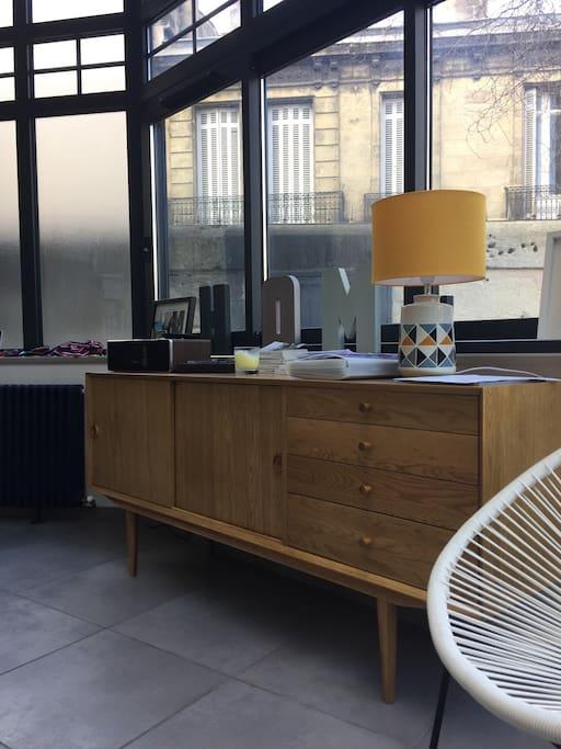 Appartement 80m2 avec terrasse apartments for rent in for Appartement bordeaux 80m2