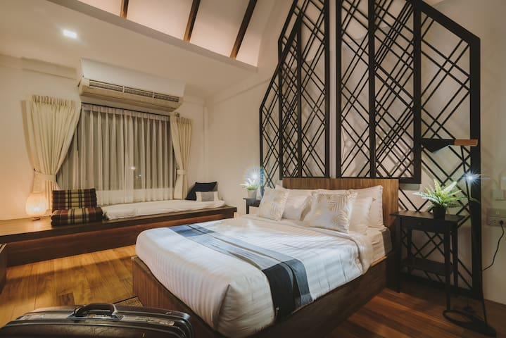SIAM | COZY BOUTIQUE HOTEL| NEAR TO BTS, MBK, SIAM