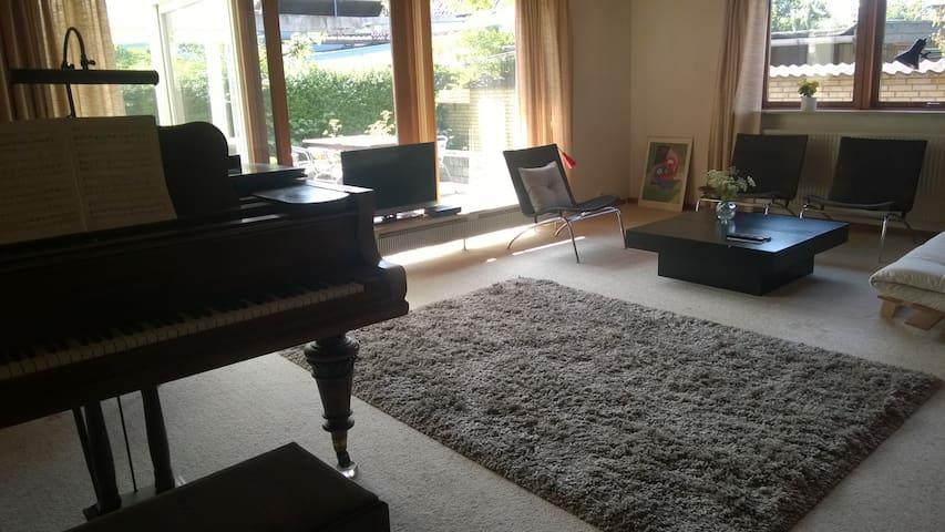 Lejlighed med terrasse - Jægerspris - Apartment