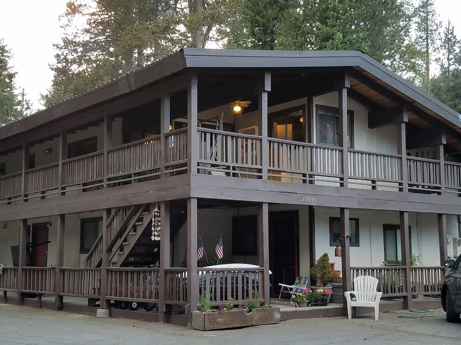 3/2 Across from Donner Lake West Beach - Houses for Rent ...
