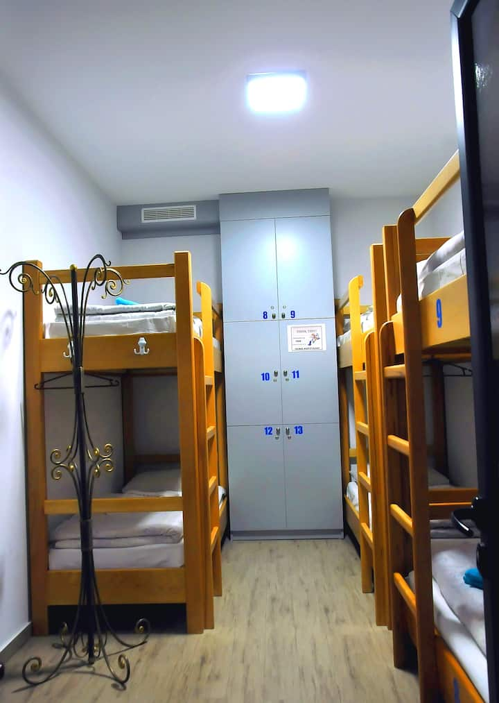 MGA Hostel & Tours,  Shared Rooms