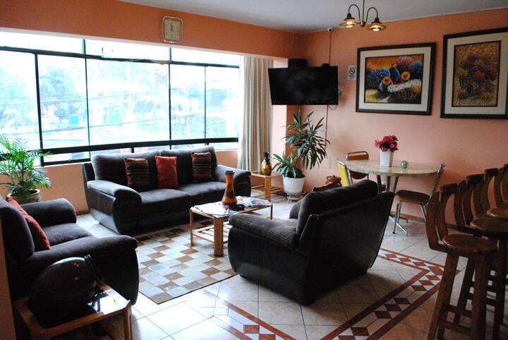 Hotel Sky Peru para visitar Lima!