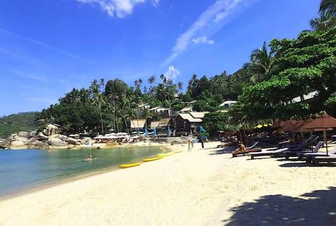 Quaint village location near the beach!-A
