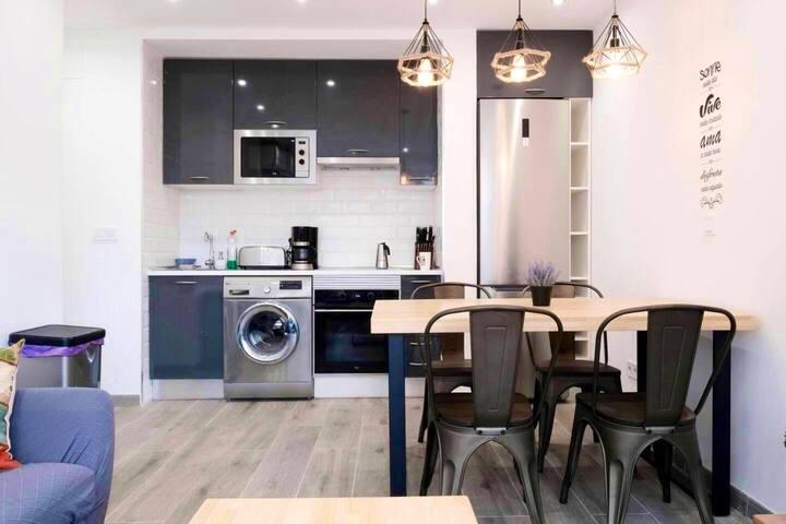 Habitación en un piso compartido