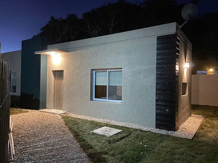 Casa N°6 en Pinamar p/4 Pax, a 350 mts Playa