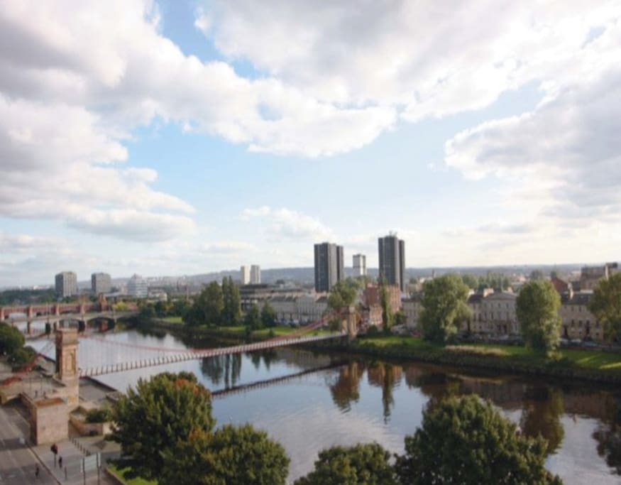 Beautiful Central Glasgow Apartment - Apartments for Rent ...