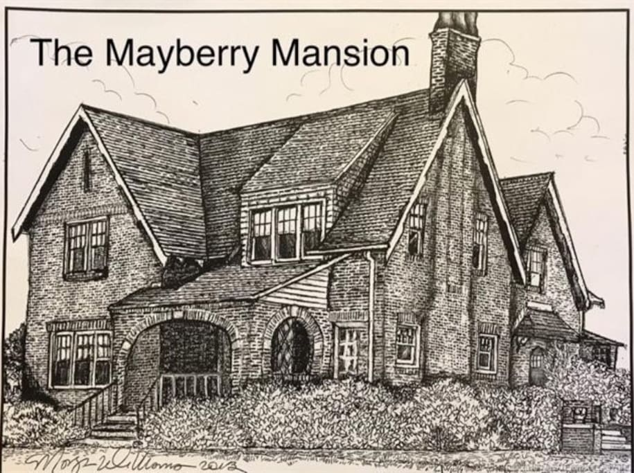 Mayberry Mansion Houses For Rent In Claremore Oklahoma