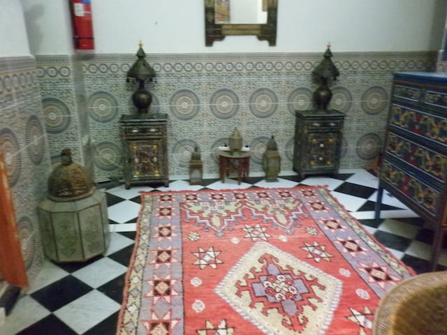 Heritage Riad - Tetouan - Hus