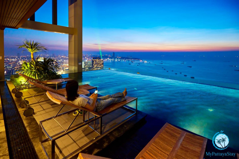 Centric Sea,28th floor sea views...