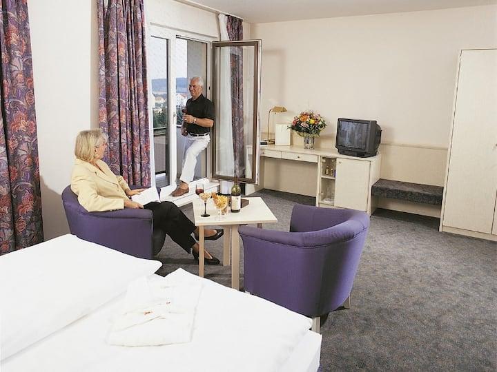 MORADA Hotel Gothaer Hof Gotha (Gotha) - LOH05175, Einzelzimmer Dusche/WC