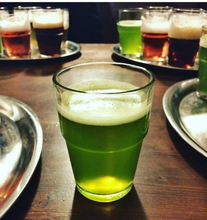 Nettle beer