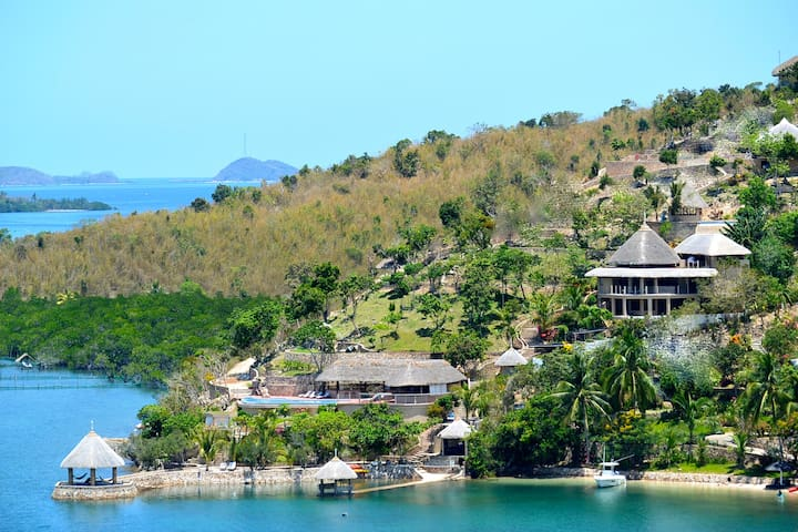 Ekhaya Busuanga Island Palawan - Busuanga Island Palawan - Villa