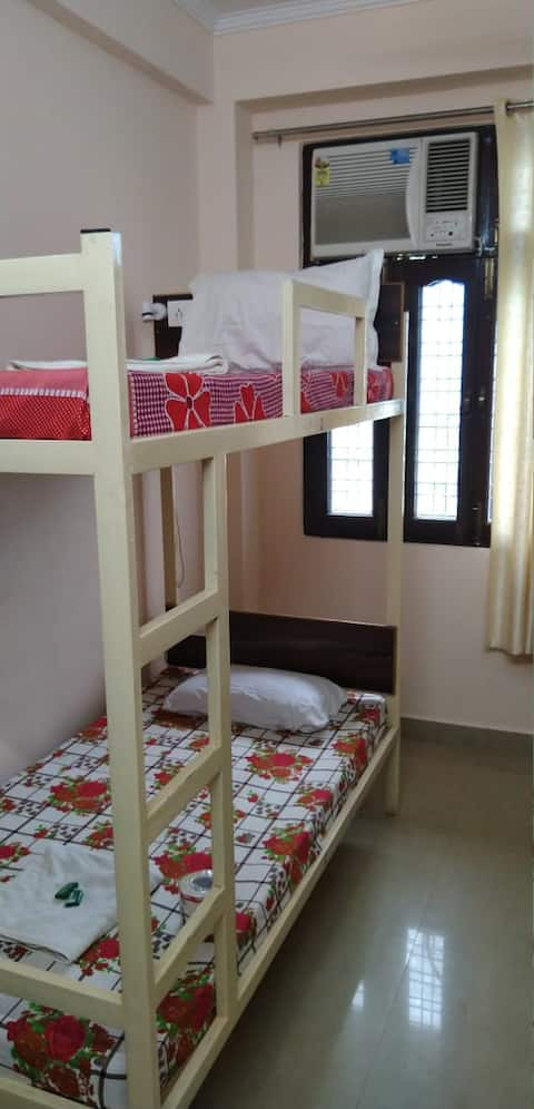 Mixed Dormitory with AC