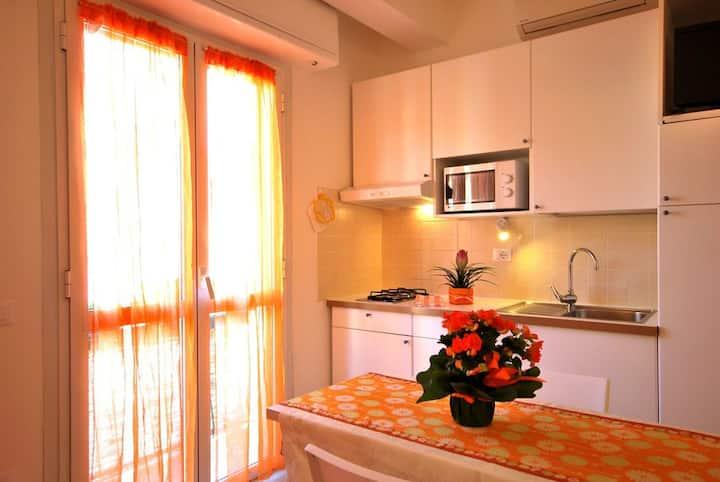 Residence Glicini - Pratico monolocale - family & MTB