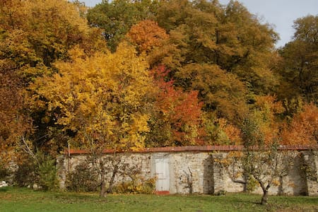 Studio au parc historique de Méridon à Chevreuse - Chevreuse - Apartmen