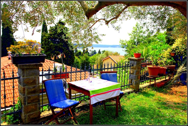 Garden View Holiday Room with Private Bathroom VP3