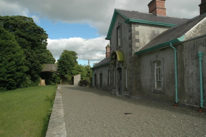 Virginia Road Railway Apartment - County Meath - Departamento