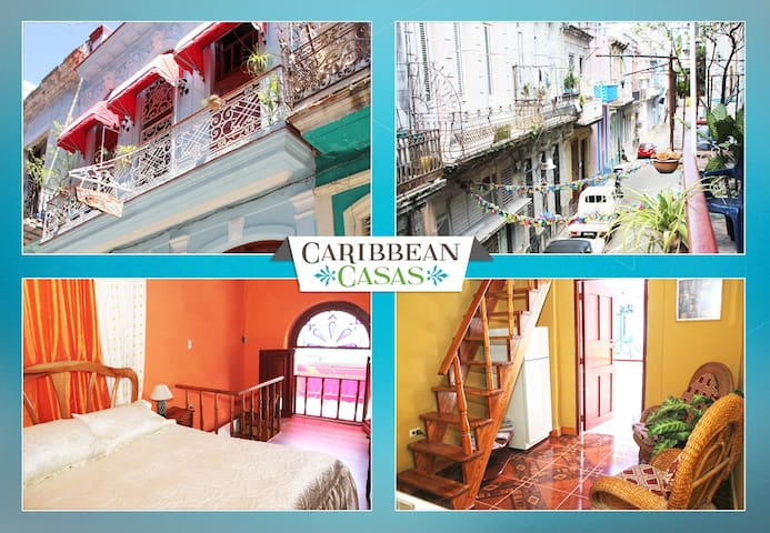 Apartment Fantastico in Havana! - La Habana - Flat