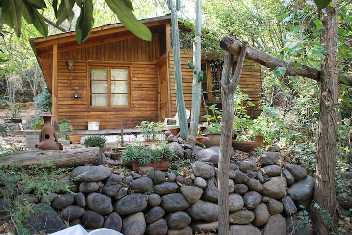 Exclusiva cabaña junto al río. Cajón del Maipo