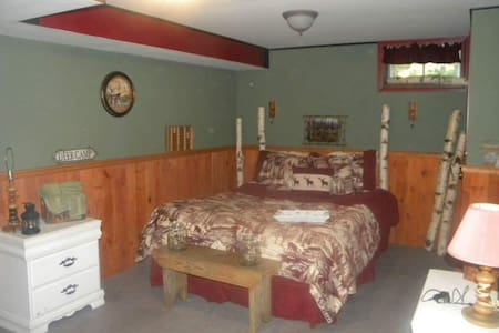Cozy, homey to rest your - Danbury - Dom