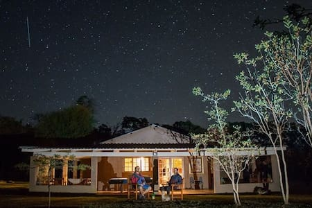 Rustic Waterberg Farmhouse