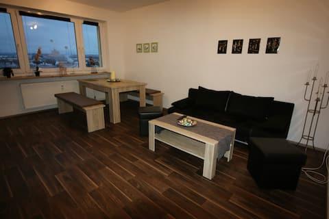 Íbúðir (apartment panoramic)