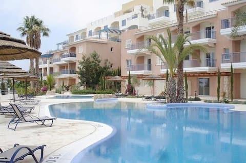 Aphrodite Spring - Paphos, Cyprus with pool