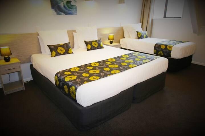 Arista of Rotorua - One Bedroom Mezzanine